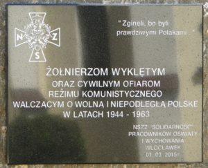 """1 marca - Narodowy Dzień Pamięci """"Żołnierzy Wyklętych"""""""