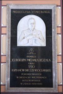 Męczeńskiej śmierci bł. biskupa i męczennika Dachau, Michała Kozala