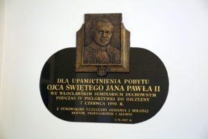 Wizyta Jana Pawła II we Włocławku